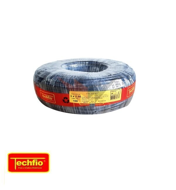 Cabo PP 3x2.50mm